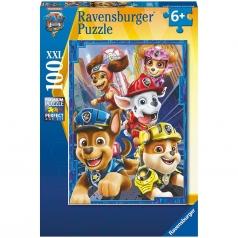 paw patrol movie - puzzle 100 pezzi xxl