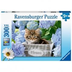 piccolo gattino - puzzle 300 pezzi xxl