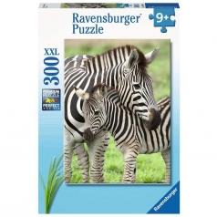 amore di zebra - puzzle 300 pezzi xxl