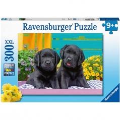 vita da cucciolo - puzzle 300 pezzi xxl
