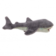 peluche squalo grande 55cm tout autour du monde