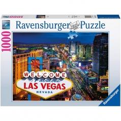 las vegas - puzzle 1000 pezzi