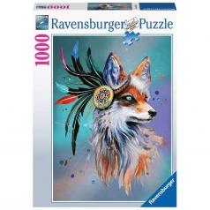 lo spirito della volpe - puzzle 1000 pezzi