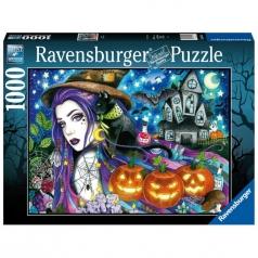 halloween 2 - puzzle 1000 pezzi