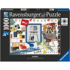 eames design spectrum - puzzle 1000 pezzi