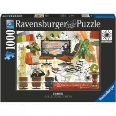 eames design classics - puzzle 1000 pezzi