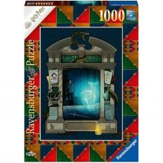 harry potter patronus book edition - puzzle 1000 pezzi