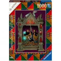 harry potter spada grifondoro book edition - puzzle 1000 pezzi