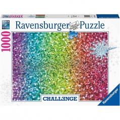 glitter - puzzle 1000 pezzi