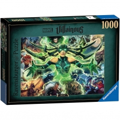 villainous: hela - puzzle 1000 pezzi