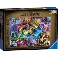 villainous: thanos - puzzle 1000 pezzi