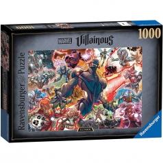 villainous: ultron - puzzle 1000 pezzi