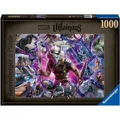 villainous: killmonger - puzzle 1000 pezzi