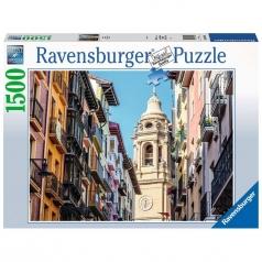 pamplona - puzzle 1500 pezzi