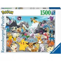 pokemon - puzzle 1500 pezzi