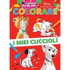 i miei cuccioli. disney classics. primo album da colorare. ediz. a colori
