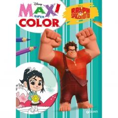 ralph spaccatutto. maxi supercolor. ediz. illustrata