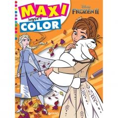 frozen 2. maxi supercolor