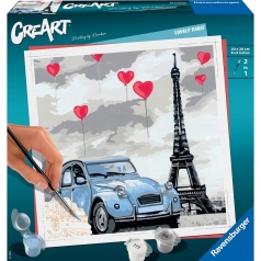 creart - lovely paris