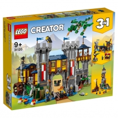 31120 - castello medievale