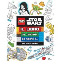 il libro da giocare, da ridere e... da disegnare! star wars. lego
