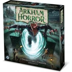 arkham horror gdt 3a ed. - i segreti dell'ordine