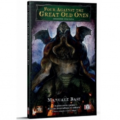 four against the great old ones - manuale base