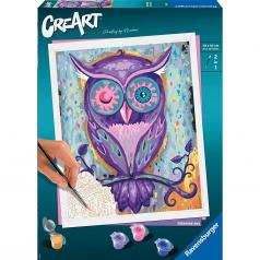 creart - dreaming owl