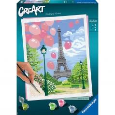 creart - spring in paris
