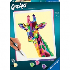 creart - funky giraffe