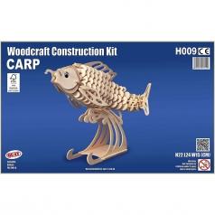 carp - kit di costruzioni in legno (certificazione fsc)