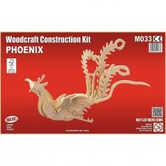 phoenix - kit di costruzioni in legno (certificazione fsc)