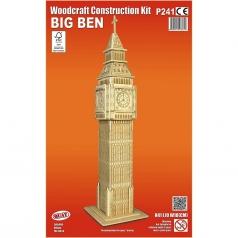 big ben - kit di costruzioni in legno (certificazione fsc)