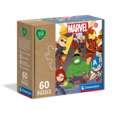 avengers - puzzle 60 pezzi - play for future