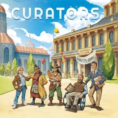 curators - collection conundrum