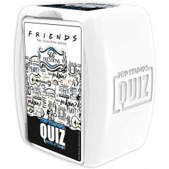 top trumps quiz - friends