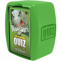 top trumps quiz - dinosauri