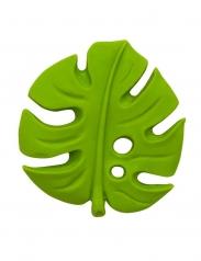 foglia tropicale verde