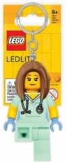 portachiavi  infermiera