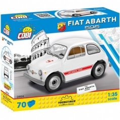 1965 fiat 500 abarth - youngtimer