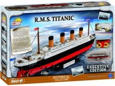 rms titanic edizione esclusiva - 960 pezzi