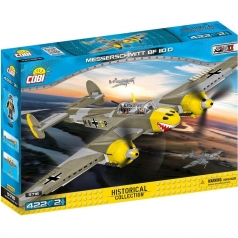 messerschmitt bf 110 b - 423 pezzi