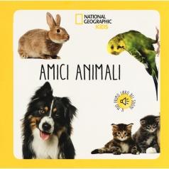 amici animali. libro sonoro. ediz. a colori