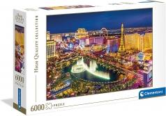 las vegas - puzzle 6000 pezzi high quality collection