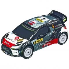 carrera go!!! - ds 3 wrc 2015 (m.ostberg) rally catalunya spain
