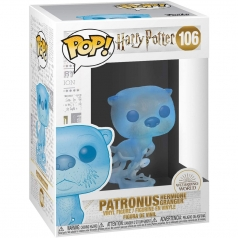 harry potter - hermione patronus - funko pop 106