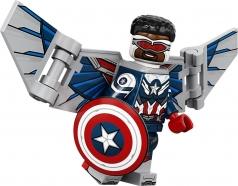71031-5 - falcon as captain america