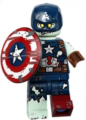 71031-12 - zombie captain america