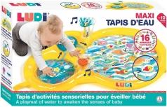 tappeto attivita sensoriale ad acqua