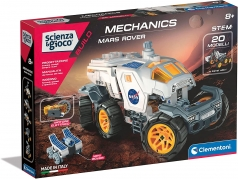 laboratorio di meccanica - nasa rover marziano
